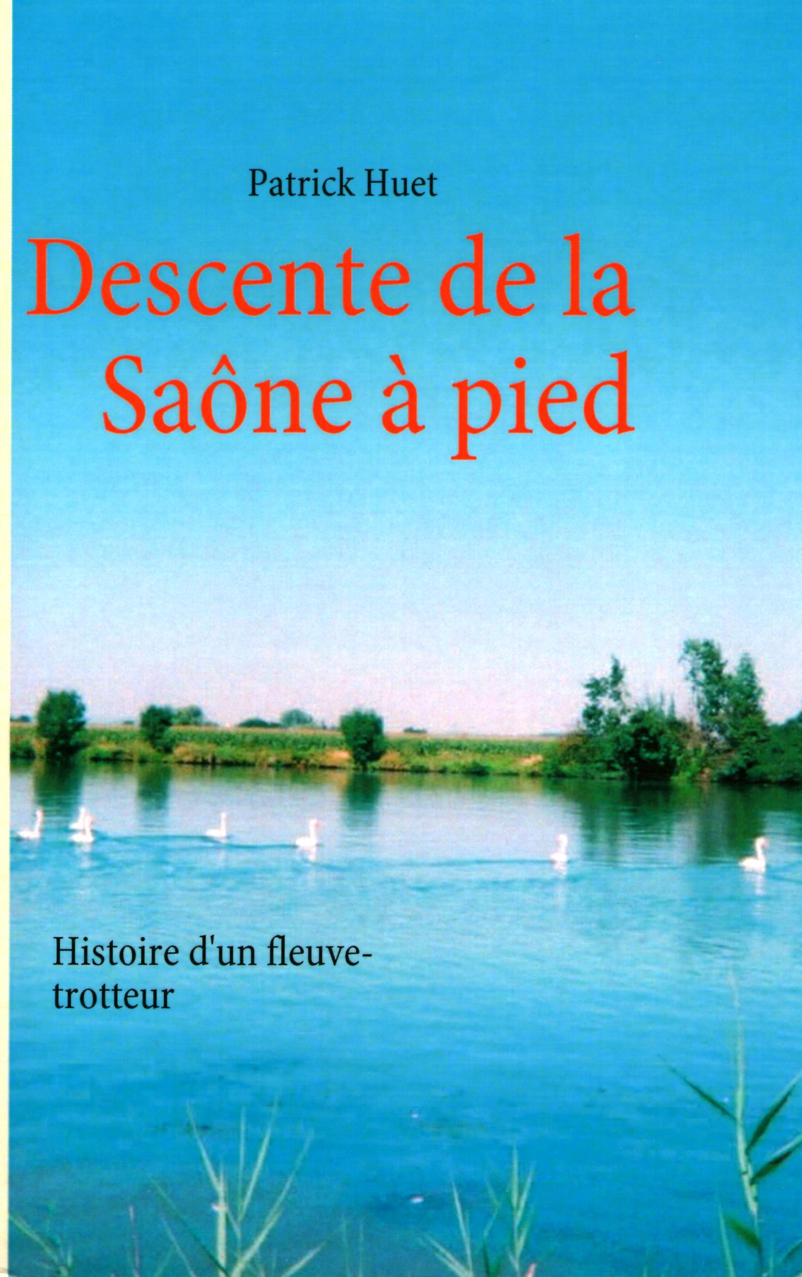 Livre Descente de la Saône à pied
