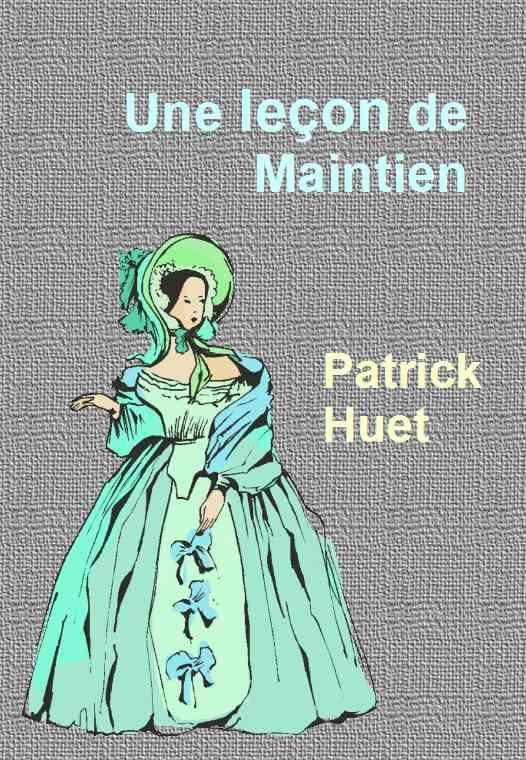 """""""Une leçon de maintien"""", nouvelle humoristique de l'écrivain Patrick Huet"""