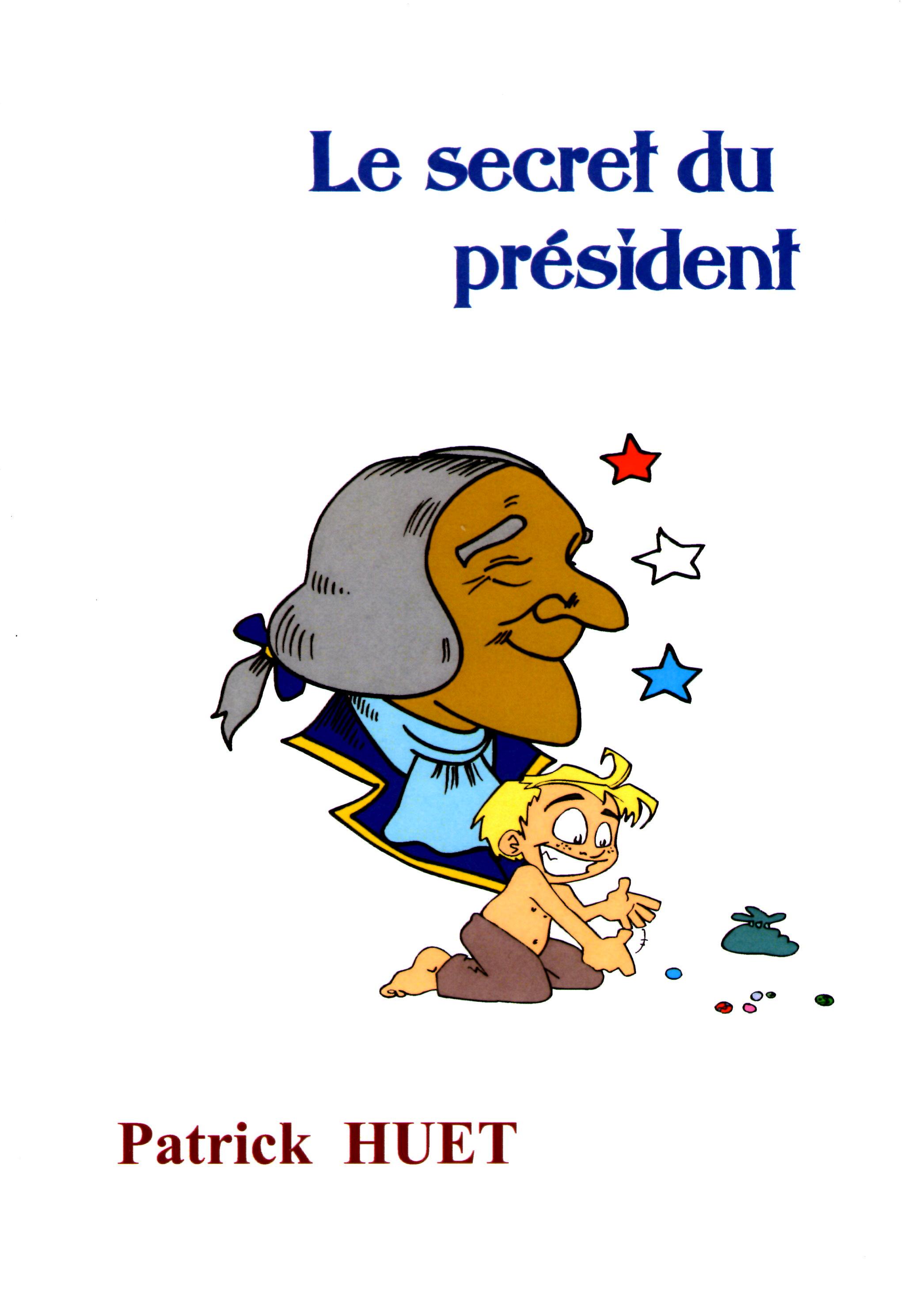 Le secret du président couverture du livre