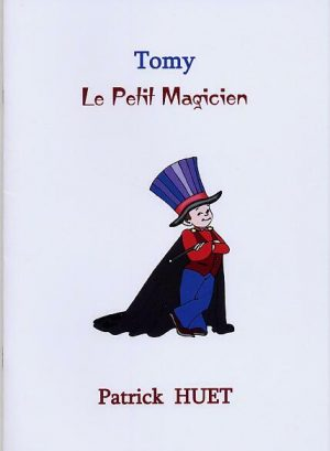 Tomy le petit magicien – version ebook
