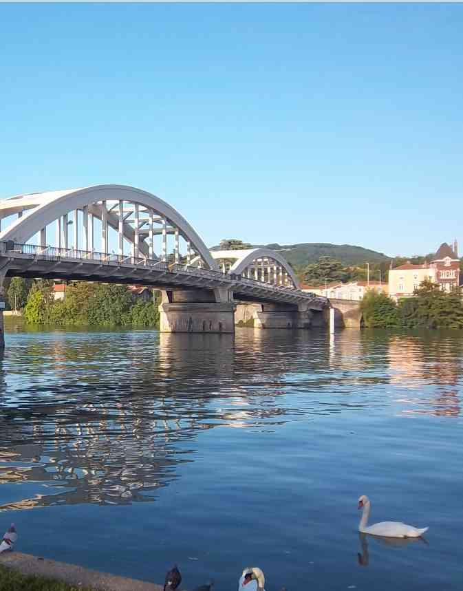 Pont de Neuville sur Saône Patrick Huet