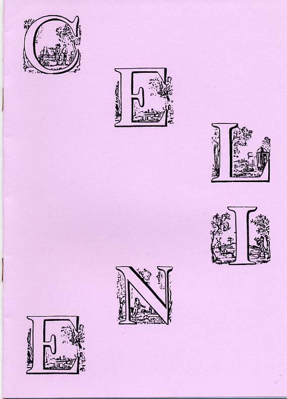 Livret poème sur le prénom Céline de Patrick Huet