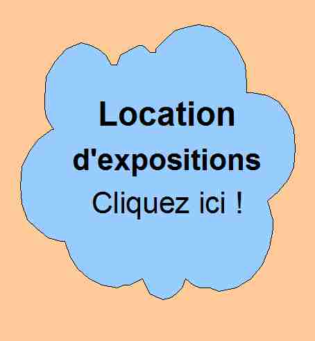 Location d'expositions de Patrick Huet