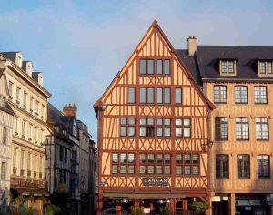 Rouen Coeur de Normandie - Patrick Huet 20Q