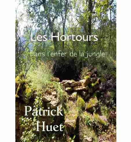 Les Hortours romans de Science fiction de Patrick Huet.