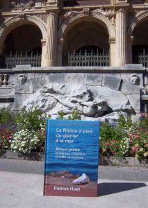 Le livre du Rhône au Palais de la Bourse à Lyon