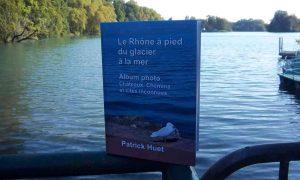 Livre du Rhône au Parc de la Tête d'Or à Lyon.