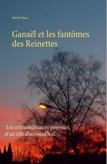 Roman Ganaël et les fantômes des Reinettes. fantasy et policier.