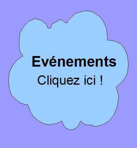 Communiqués - au sujet d'un événement que vous organisez.