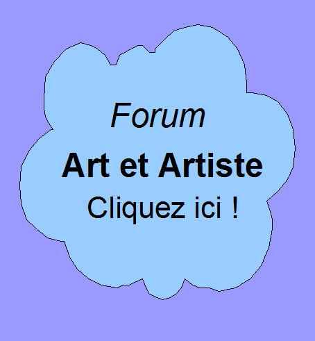 Forum de Patrick Huet - discussion sur le thème de l'art et des artistes.
