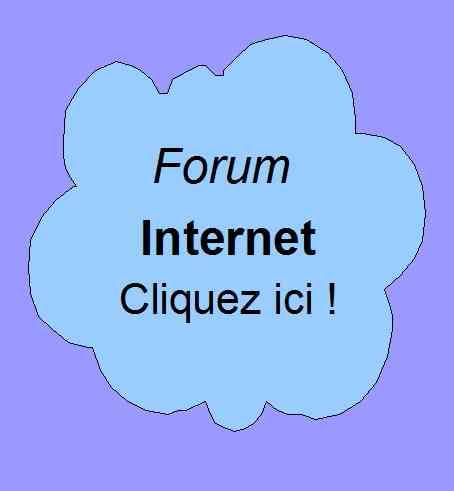 Forum de Patrick Huet - discussions sur le thème de l'internet.
