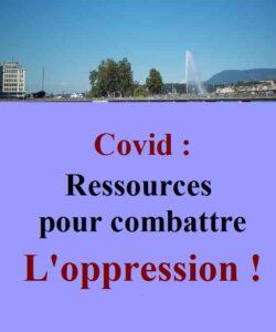Covid-19 : ressources pour combattre l'oppression !