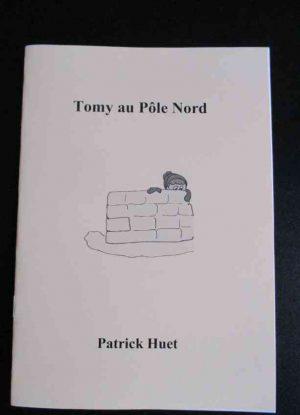 Tomy au Pôle Nord – le livret
